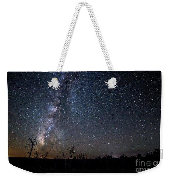 Stars Over Mesa Verde Weekender Tote Bag