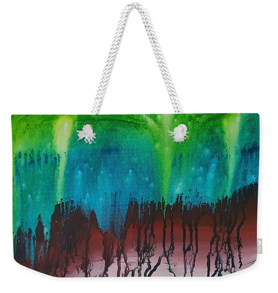 What Should I Call This Painting?  Weekender Tote Bag