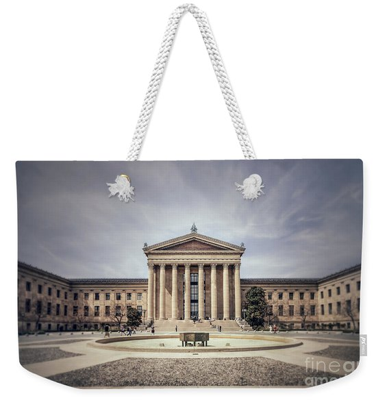 State Of The Art Weekender Tote Bag