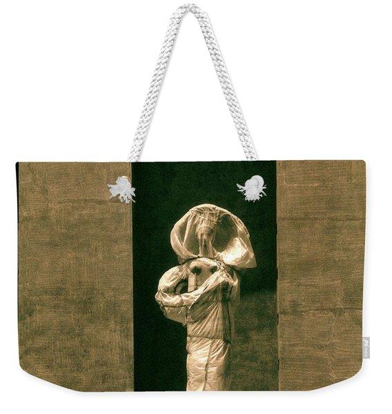 Statues Individual #2 Weekender Tote Bag