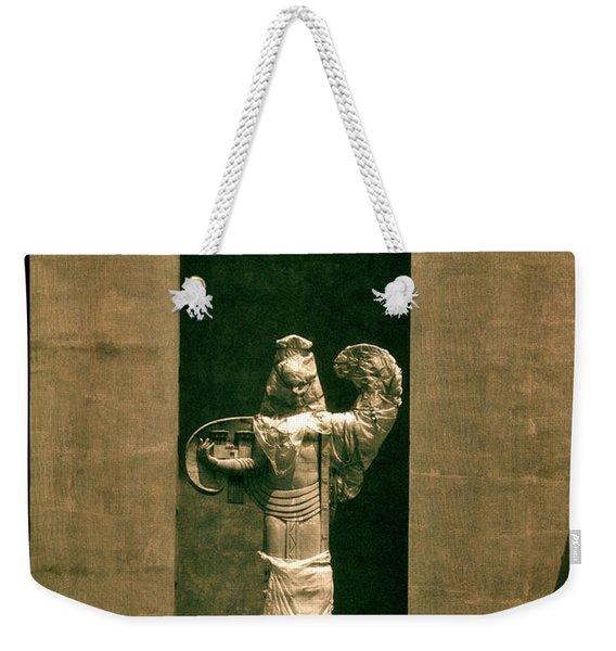 Statues Individual #3 Weekender Tote Bag