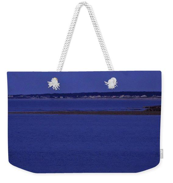 Stawberry Moon Weekender Tote Bag