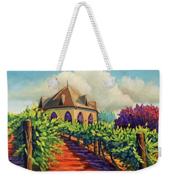 Ste Chappelle Winery Weekender Tote Bag