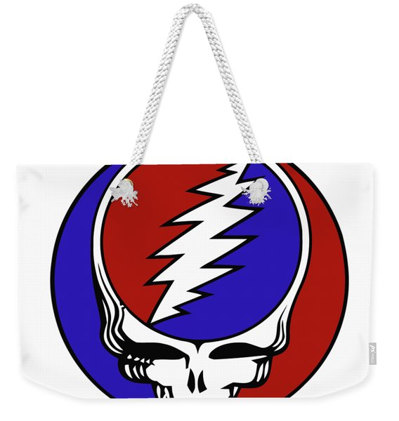 Steal Your Face Weekender Tote Bag