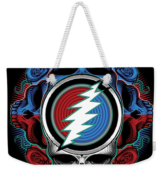 Steal Your Face - Ilustration Weekender Tote Bag
