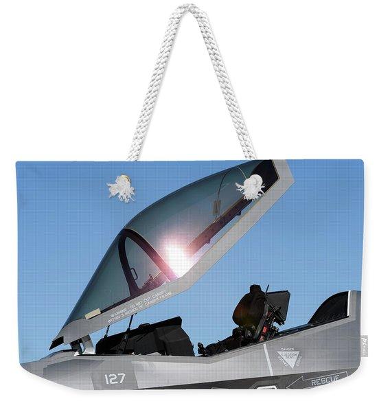 Stealth Office Weekender Tote Bag