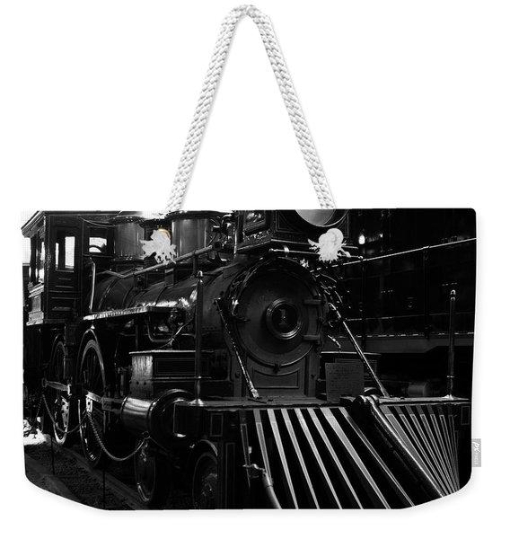 Choo-choo Weekender Tote Bag