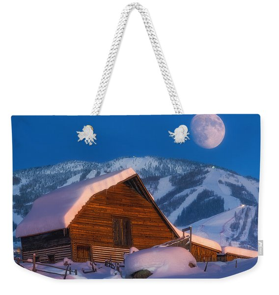 Steamboat Dreams Weekender Tote Bag