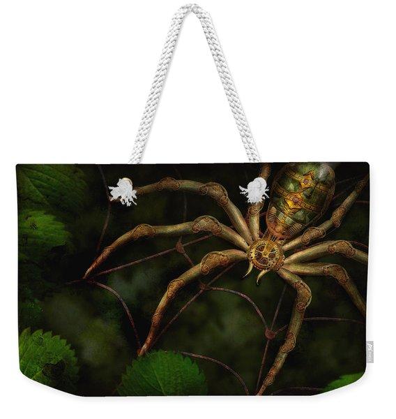 Steampunk - Spider - Arachnia Automata Weekender Tote Bag
