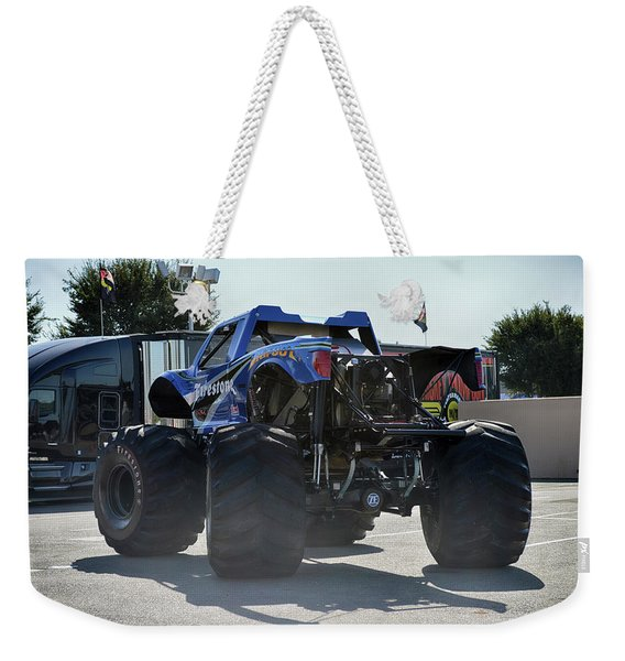 Steer Me Weekender Tote Bag