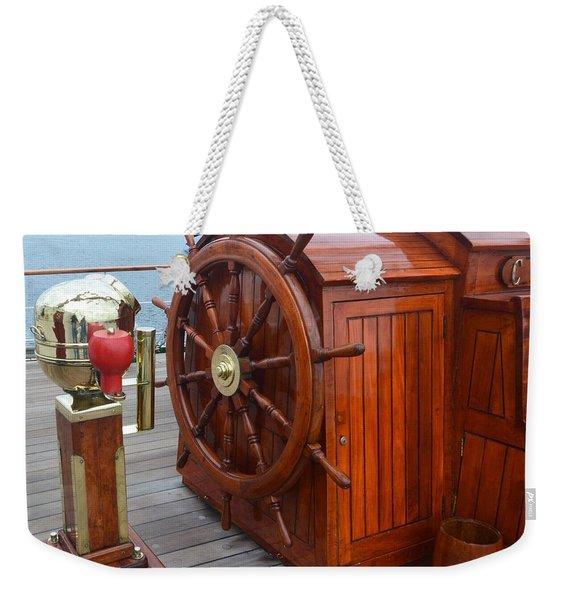 Steer This Weekender Tote Bag