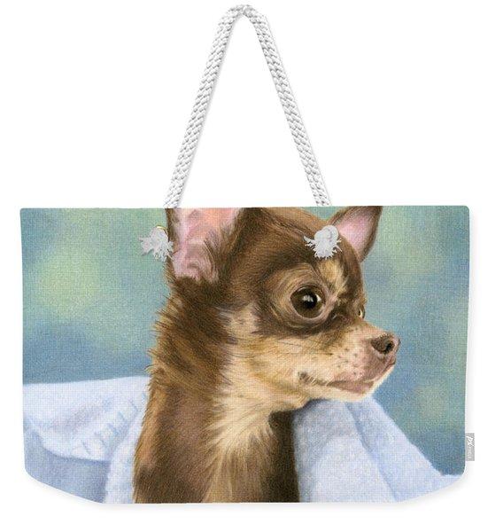 Stella Weekender Tote Bag