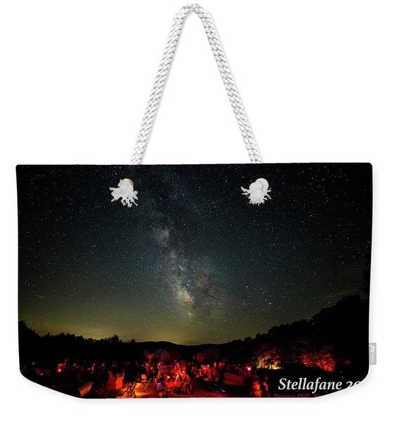 Stellafane 2016 Weekender Tote Bag
