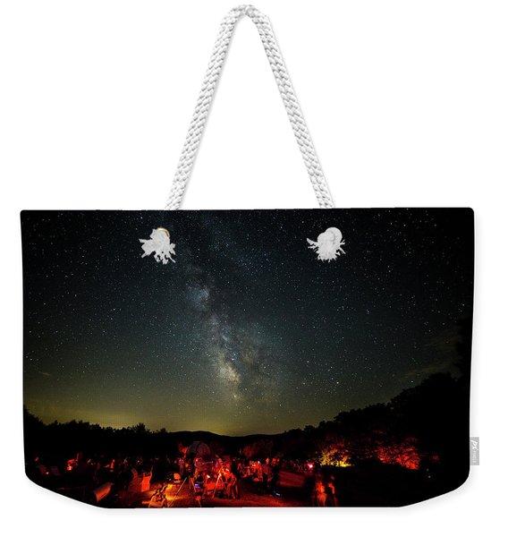 Stellafane Evening Weekender Tote Bag