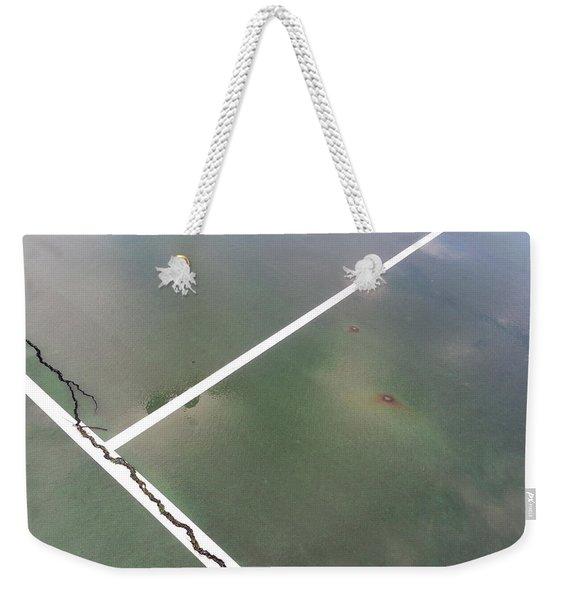 Step On A Crack... Weekender Tote Bag