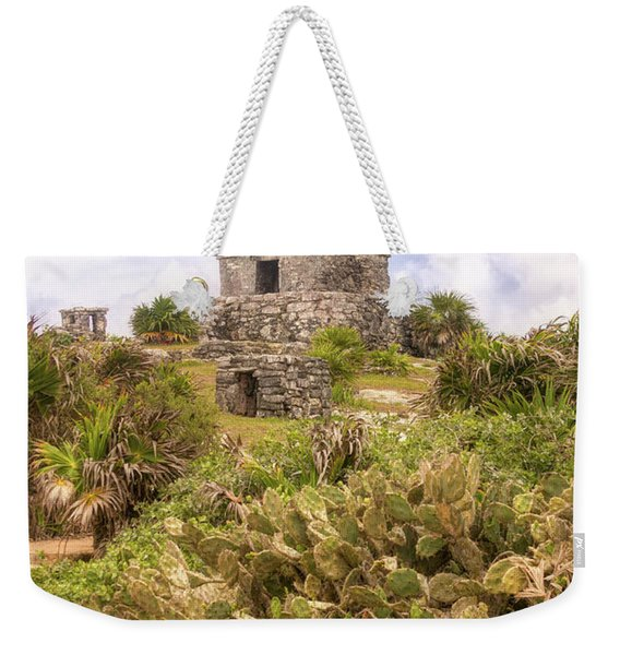 Step To The Heavens Weekender Tote Bag