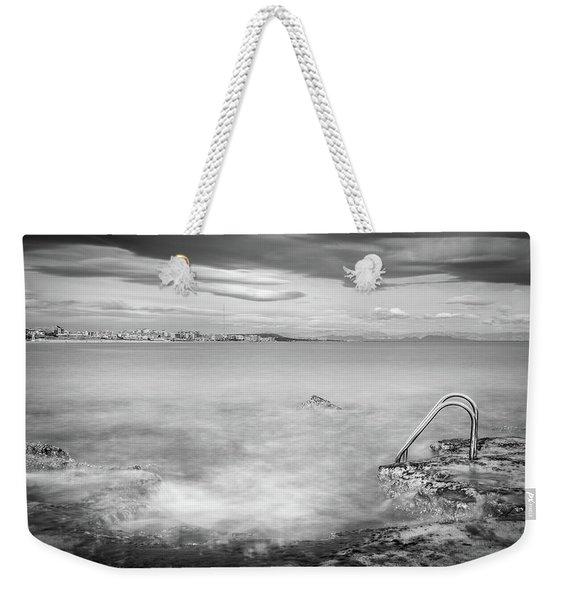 Steps To The Smoky Sea Weekender Tote Bag