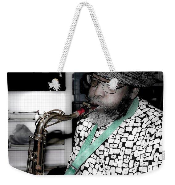 Steve Gundhi Weekender Tote Bag