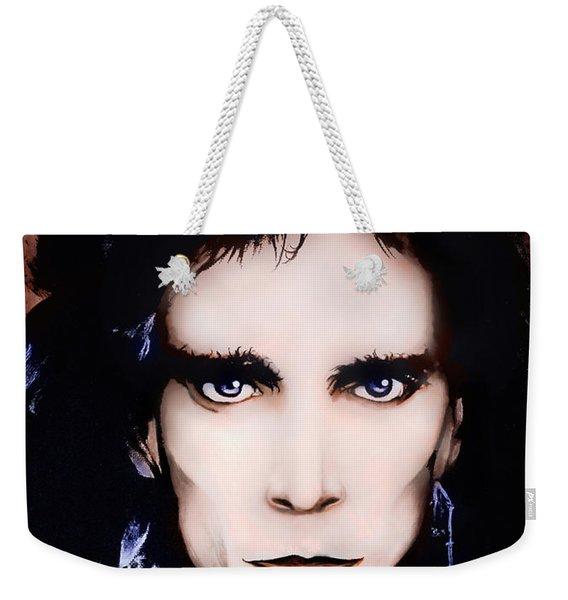 Steve Vai Weekender Tote Bag