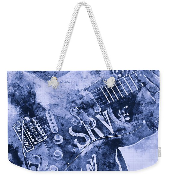 Stevie Ray Vaughan - 04 Weekender Tote Bag