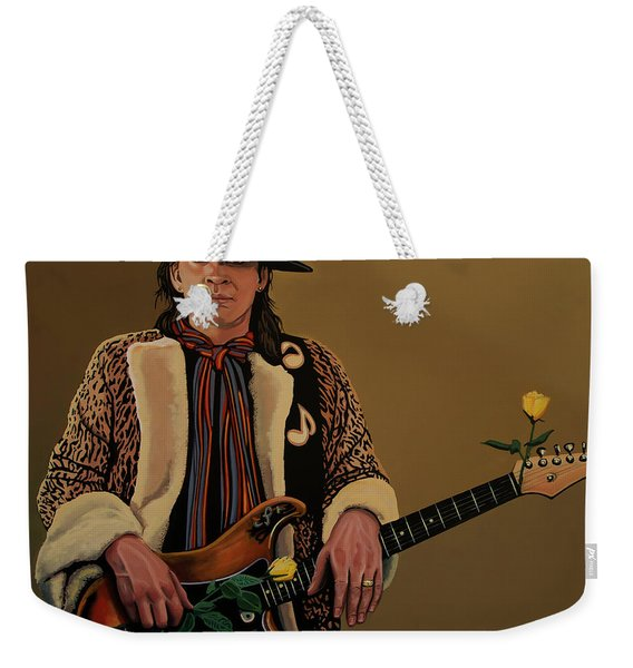 Stevie Ray Vaughan 2 Weekender Tote Bag