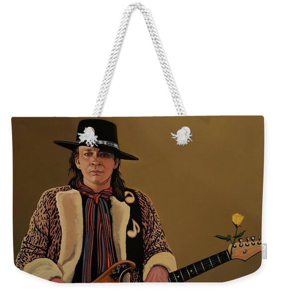 Stevie Ray Vaughan 2 Weekender Tote Bag