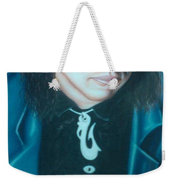 Stevie Ray Vaughn Weekender Tote Bag