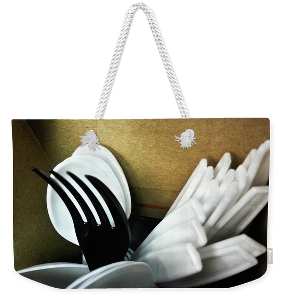 Stickin Out Weekender Tote Bag