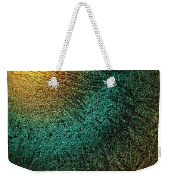 Stiff Breeze Weekender Tote Bag