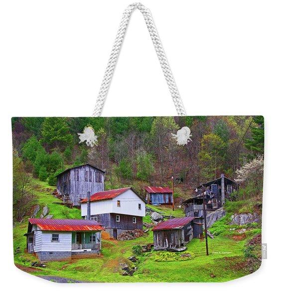 Stike Holler Weekender Tote Bag