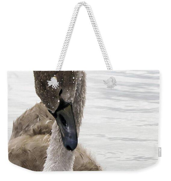 Still A Baby Weekender Tote Bag