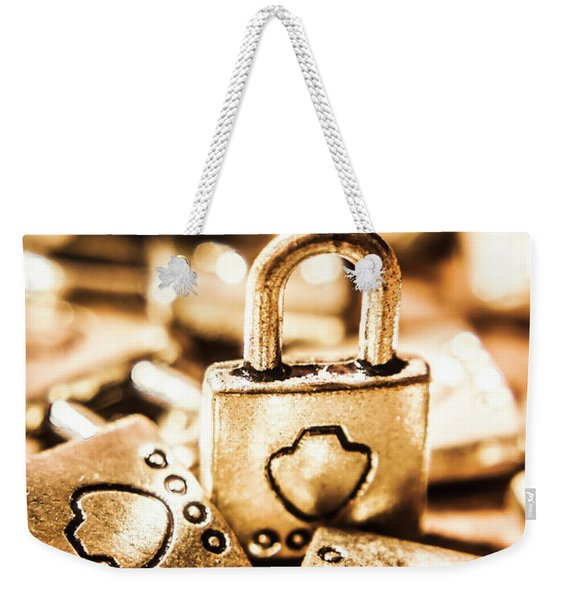 Still-life At The Safehouse Weekender Tote Bag