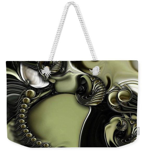 Still Life With Confused Movement Weekender Tote Bag