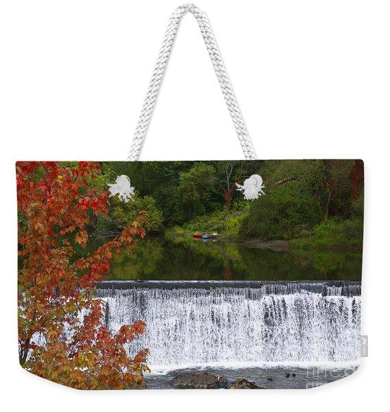 Stillness Of Beauty Weekender Tote Bag