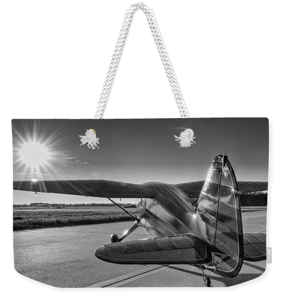 Stinson On The Ramp Weekender Tote Bag