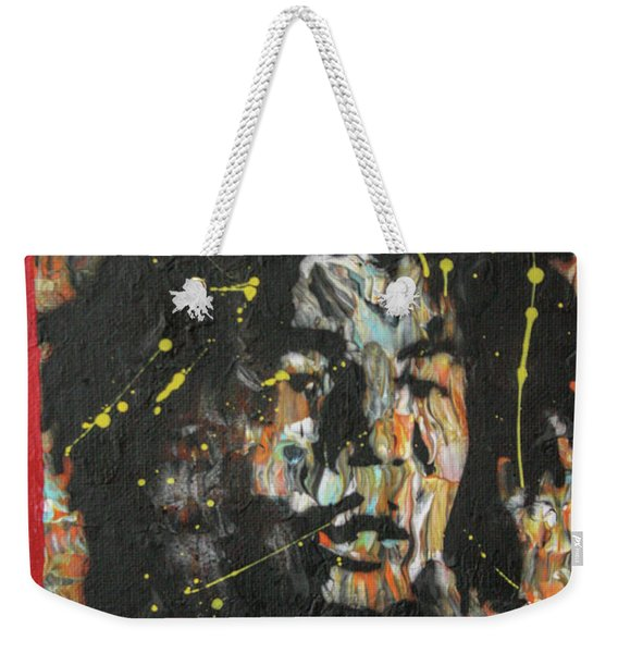 Stir It Up Darling Weekender Tote Bag