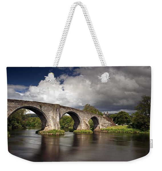 Stirling Bridge Weekender Tote Bag