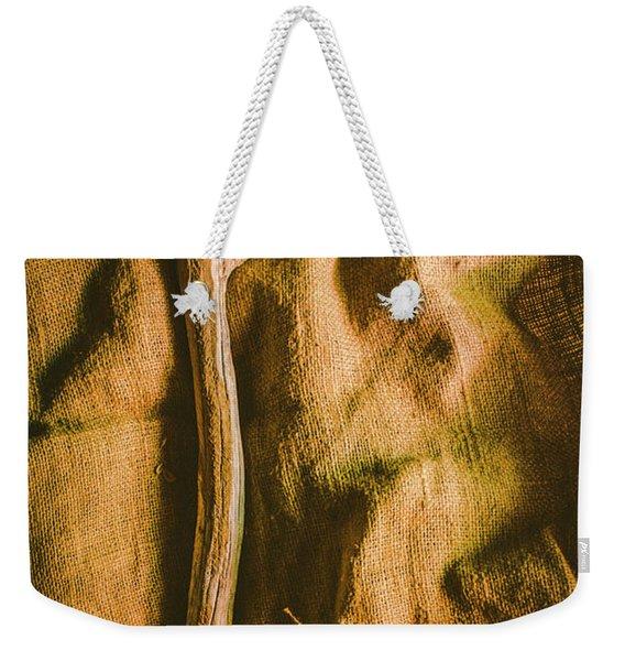 Stone Age Tools Weekender Tote Bag
