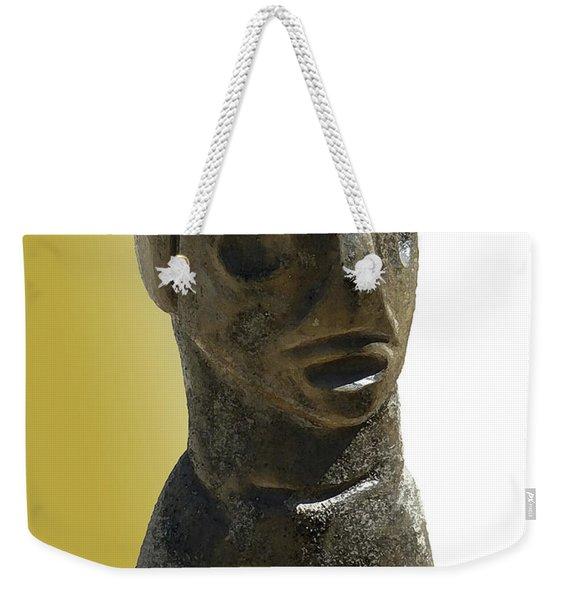 Stone Carve Protector  Weekender Tote Bag