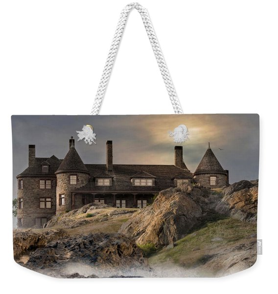 Stone Castle Newport Weekender Tote Bag