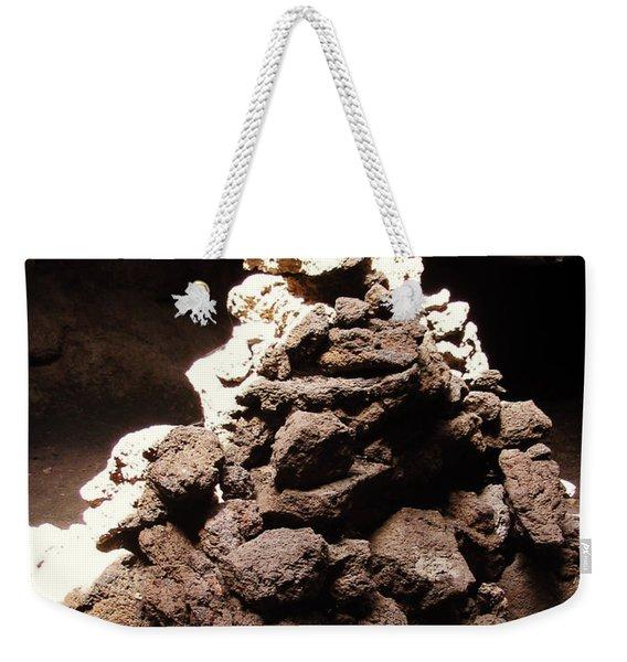 Stone Soul Weekender Tote Bag