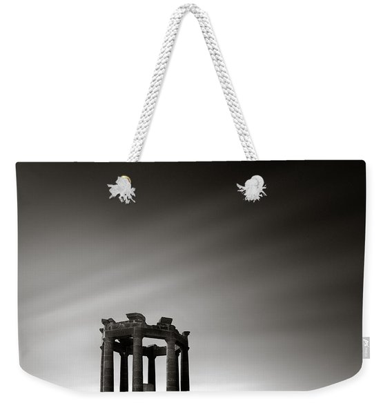 Stonehaven War Memorial Weekender Tote Bag