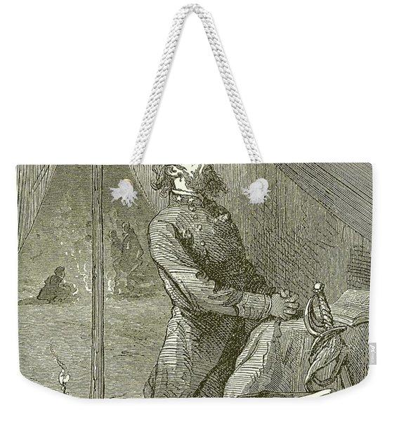 Stonewall Jackson Before The Battle Weekender Tote Bag