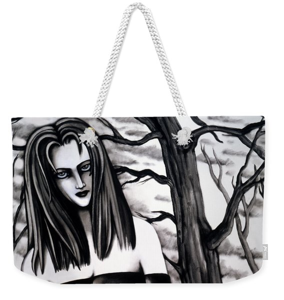 Who Do You Think You Are, Killing All My Trees Weekender Tote Bag