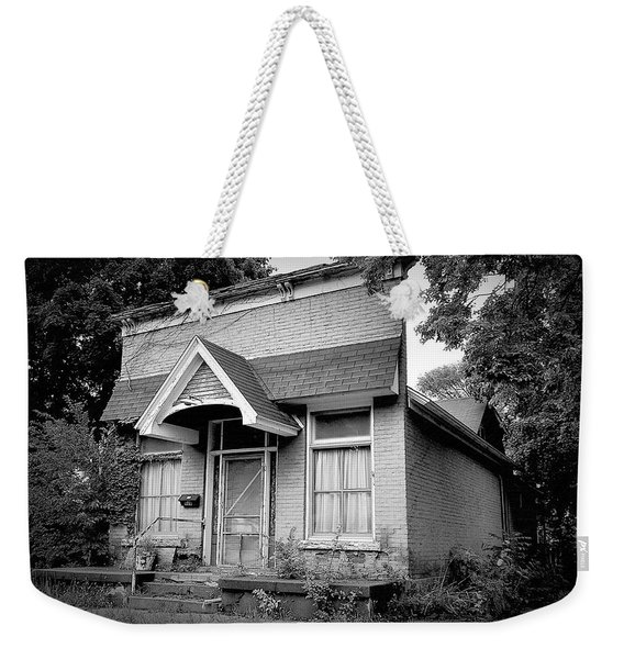 Store Front Home Weekender Tote Bag