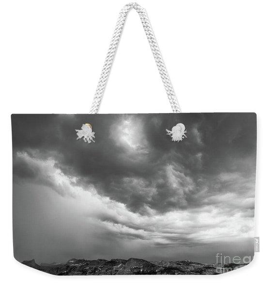 Storm Clouds IIi Weekender Tote Bag