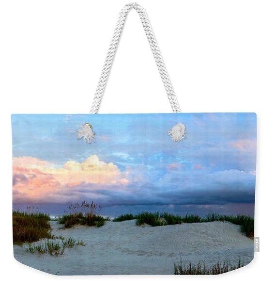 Storm Of Pastels Weekender Tote Bag
