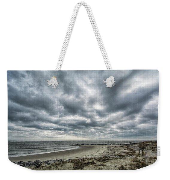 Storm Rolling In Weekender Tote Bag