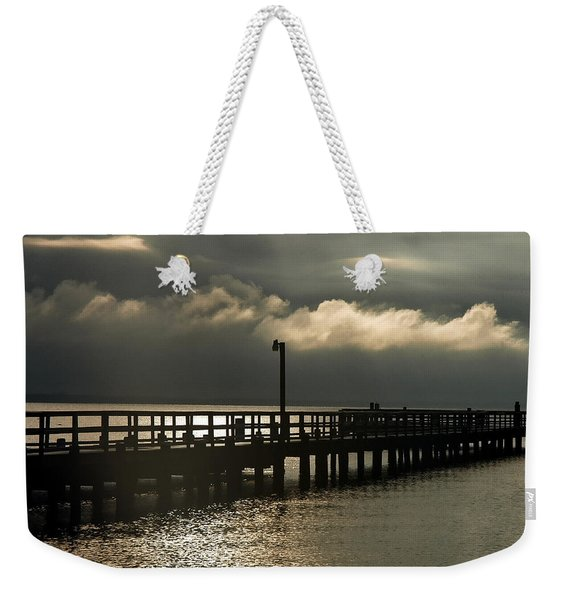 Storms Brewin' Weekender Tote Bag