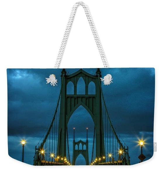 Stormy St. Johns Weekender Tote Bag